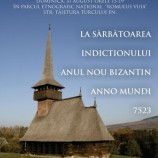 "31.08 Anul nou bizantin – Parcul Etnografic ""Romulus Vuia"""