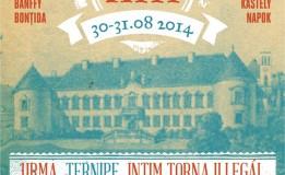 30.08-31.08 Zilele Castelului Bánffy