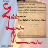 31.08 Ziua limbii romane
