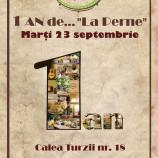 "23.09 Un an de ""La Perne"""