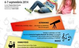 06.09-07.09 Academia Trăsniților la Polus Center Cluj