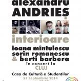 27.09 Concert Alexandru Andries