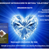 "14.09 Workshop introductiv In Metoda ""Calatoria"""