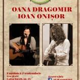 07.09 Concert Oana Dragomir și Ioan Onișor