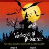 01.11-02.11 Weekend bântuit