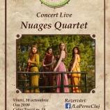 10.10 Nuages Quartet