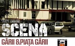 10.10-12.10 Scena Urbană dă viaţă Gării Cluj