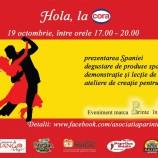 19.10 Seara culturala spaniola
