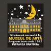 25.10 Nocturnă muzeală