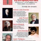 07.10-12.10 Festivalul International de Carte Transilvania