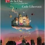 08.10-12.10 Intalnirile internationale de la Cluj – Caile libertatii