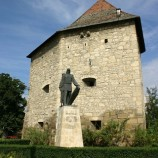 The Statue of Baba Novac
