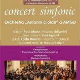 27.11 Concert Simfonic