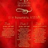 12-14.12 Decembrie de poveste – proiect caritabil