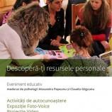 07.12 Descoperă-ți resursele personale – eveniment educativ