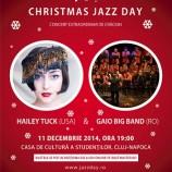 11.12 Christmas Jazz Day