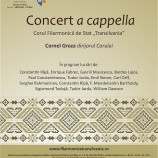 02.12 Concert a cappella