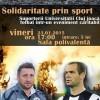 23.01 Solidaritate prin sport