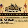 30.01-30.03 Secretele Egiptului Antic – Expoziţie interactivă