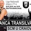 30.01 U-Banca Transilvania – SCM U Craiova