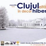 20.01 Expozitie foto: Clujul de altadata in decor hibernal