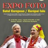 """11.02 Expoziția internațională de artă fotografică """"Sate ale Uniunii Europene"""""""