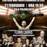 21.02 Gala Internațională de Box Profesionist