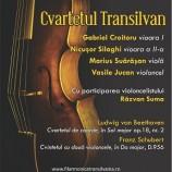26.02 Cvartetul Transilvan