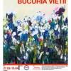 27.02-15.04 Expoziția de pictură: Grădina cu flori – Bucuria vieții
