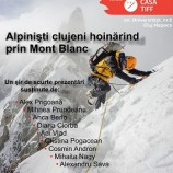 "03.02 Proiectie foto: ""Alpinisti clujeni hoinarind prin Mont-Blanc"""