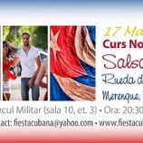 17.03 Curs Nou Salsa Cubana