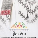 """07-08.03 Expoziția de ii tradiționale românești """"Flori de IE"""""""