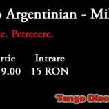 07.03 Seară de Tango Argentinian