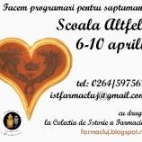 10.04 Scoala altfel – Muzeul National de Istorie a Transilvaniei
