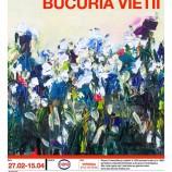 12.04 Expoziția de pictură Grădina cu flori – Bucuria vieții