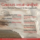 17.04 Concert vocal-simfonic