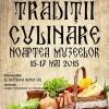 15-17.05 Targul de Traditii Culinare in Noaptea Muzeelor
