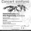 15.05 Concert simfonic