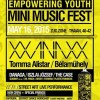 16.05 Empowering Youth – Mini Music Fest