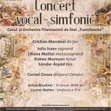 29.05 Concert vocal-simfonic