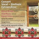 08.05 Concert vocal-simfonic