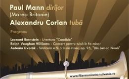 26.06 Concert Simfonic sub bagheta dirijorului Paul Mann