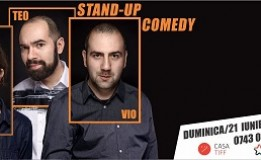 28.06 Stand Up Comedy