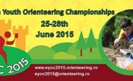 25-28.06 Campionatul European de Juniori la Orientare