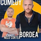 10.07 Stand Up Comedy cu BORDEA
