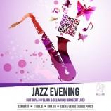 11.07 Jazz Evening