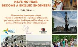 15.07 Capitala Tineretului va găzdui cei mai bravi 24 de ingineri