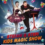 25.07 Kids Magic Show