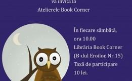 25.07 Atelierele Book Corner
