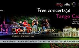 23.08 Concert: El Cachivache